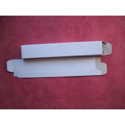 caja carton blanca