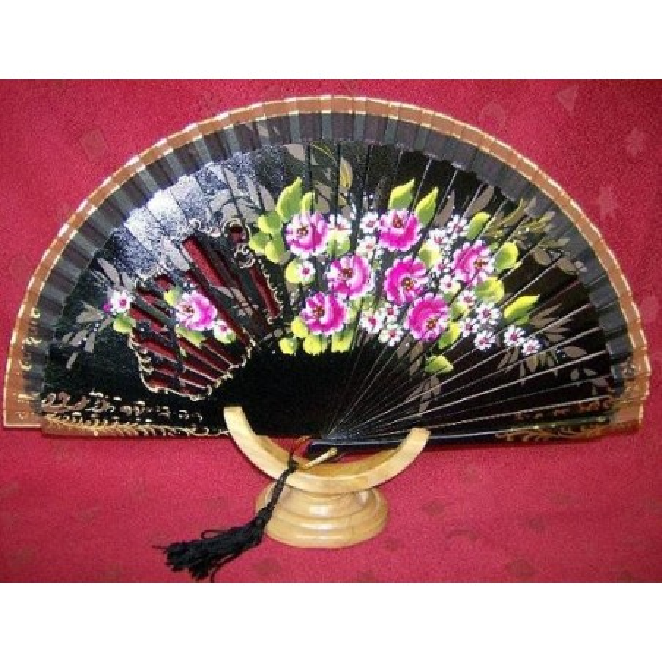 hand fan 8400 black
