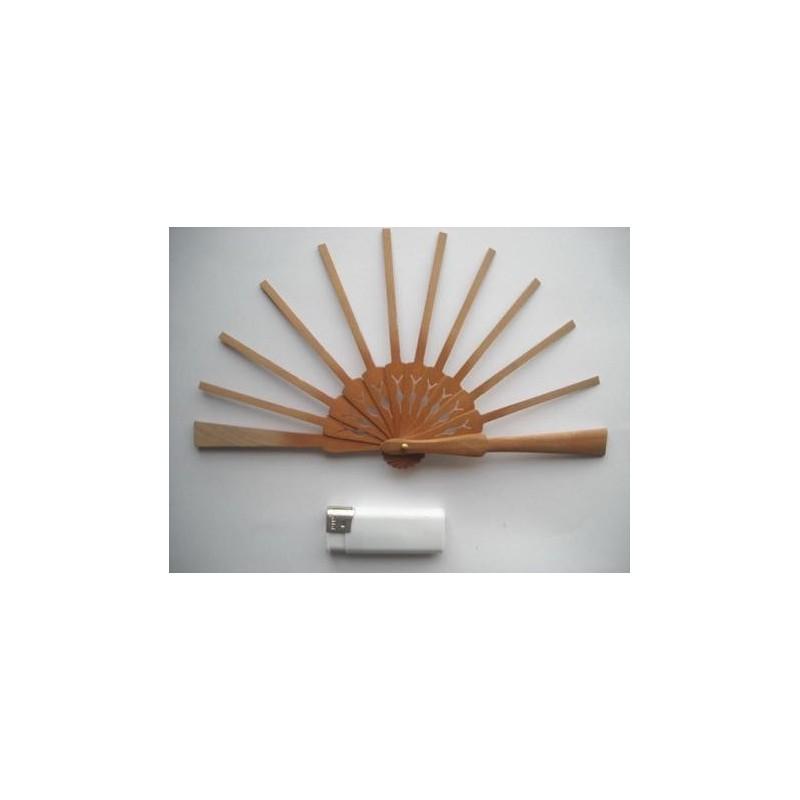 Ribs fans pear  P 4.1x 10.7  cms
