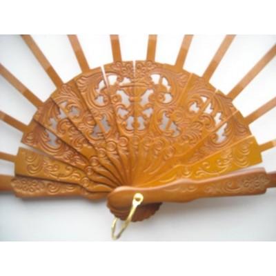 Ribs fans pear wood P 7.8 x 21.5 G1 caoba