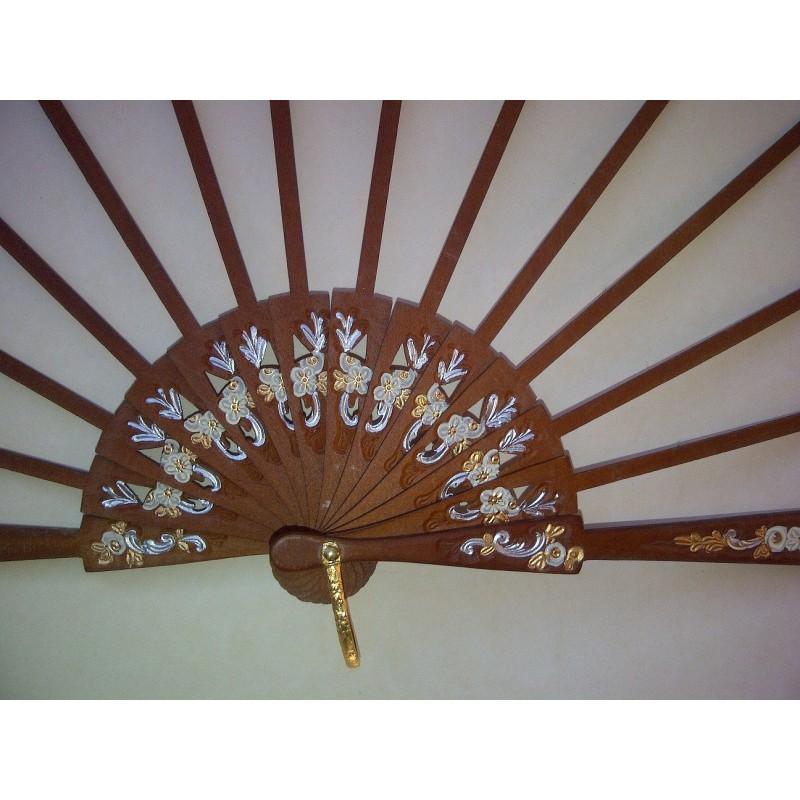 Ribs fans 6.5x17.5 cm Nog. G23M.