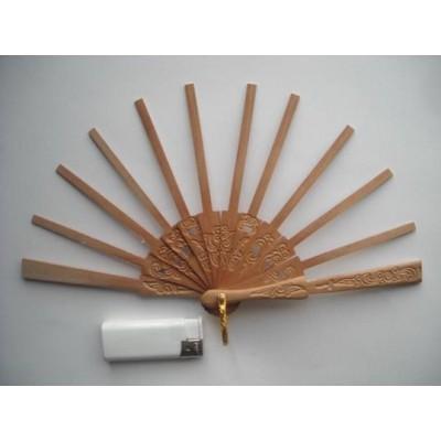 Ribs fans pear wood P 5.2 x 17.5 G20 natural