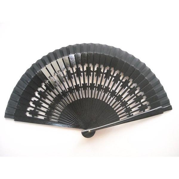 Hand fan 785 black