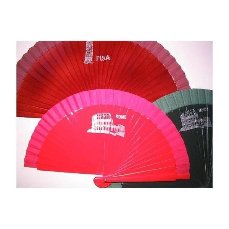 souvenir fan item 100