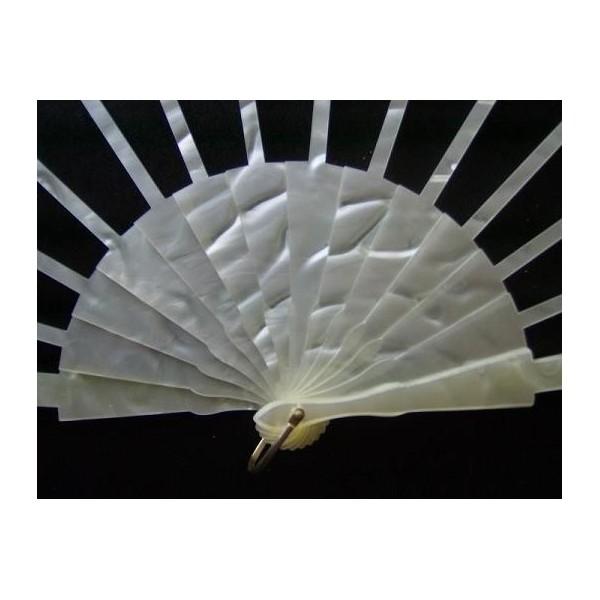 N 9.5x24 cms colour ivory