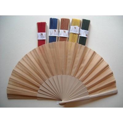 Wooden handfan 530