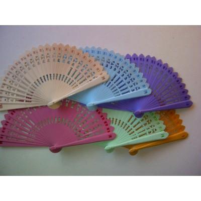 Hand fan 705