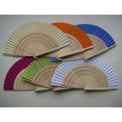 Hand fans 1196